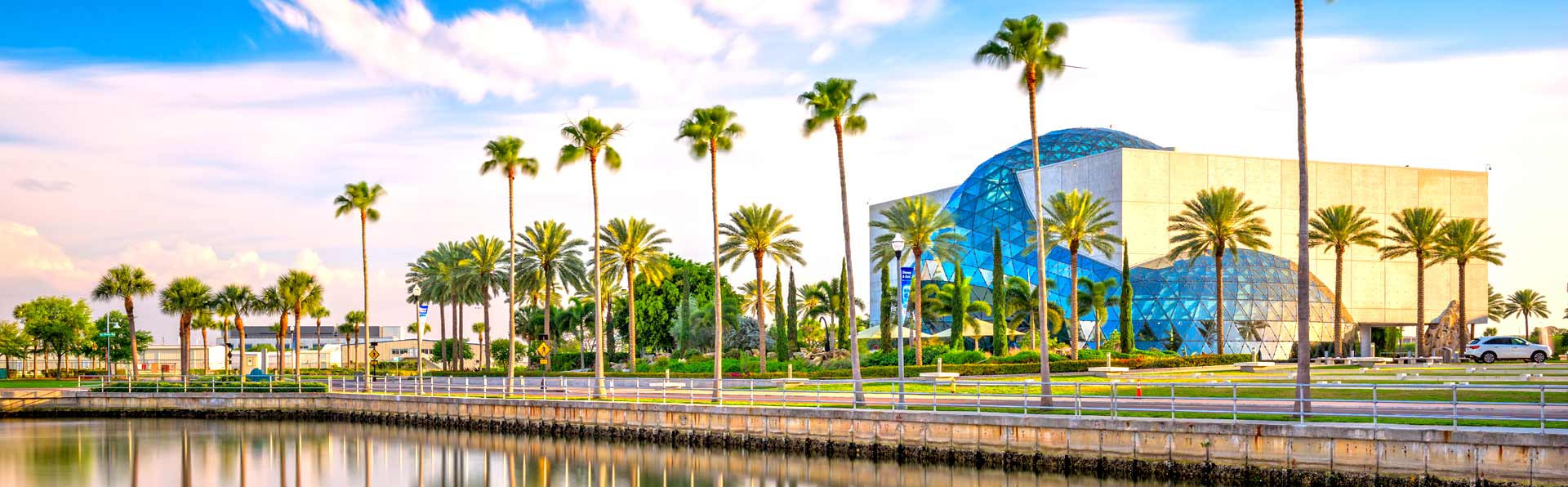 The Dali Musem in St Peterburg, Florida