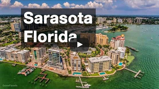 Pic of Sarasota from Above