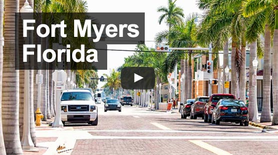 Overview of Ft Myers, Sanibel & Captiva Islands
